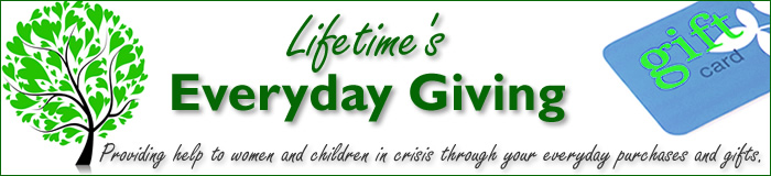 Lifetime's Everyday Giving